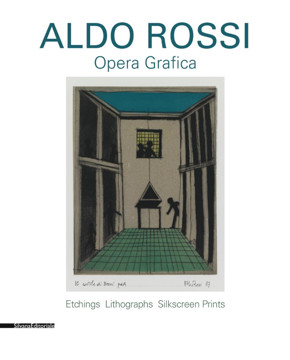 Picture of Aldo Rossi: Graphic Works: Etchings Lithographs Silkscreen Print