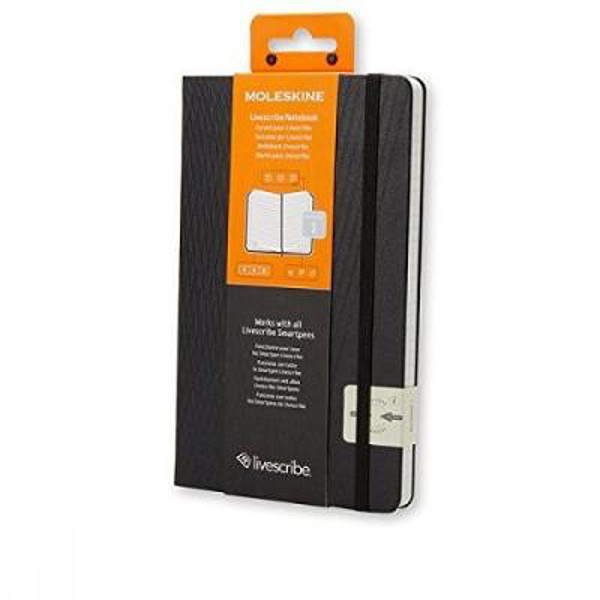 Picture of Moleskine Livescribe Notebook #1