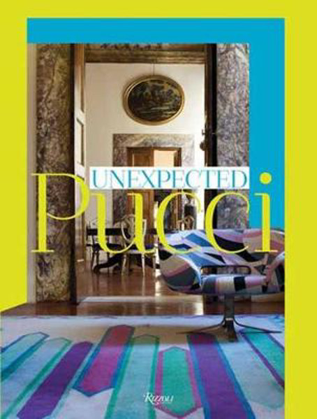Picture of Unexpected Pucci: Interiors: Fabrics, Furniture, and Ceramics