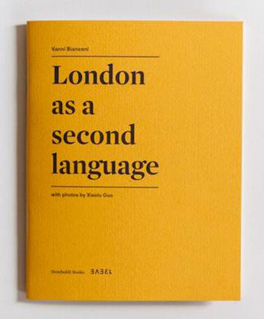 Picture of London as a Second Language