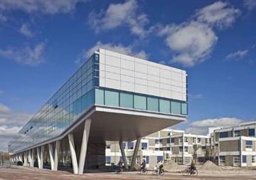Picture of Architectuurstudio Hh / Herman Hertzberger - Nhl Hogeschool / University of Applied Sciences