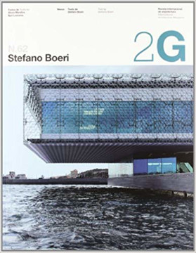 Picture of 2G 62: Stefano Boeri