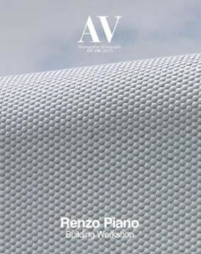Picture of AV Monographs 197-198 (2017) Renzo Piano Building Workshop