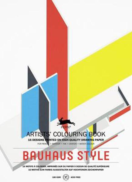 Picture of Bauhaus Style: Artists' Colouring Book