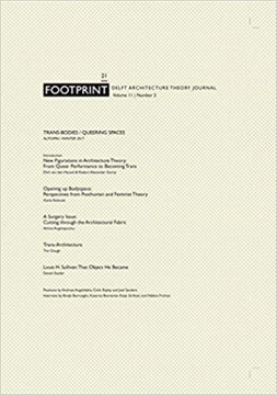 Picture of Footprint 21 - Trans-Bodies, Queering Spaces