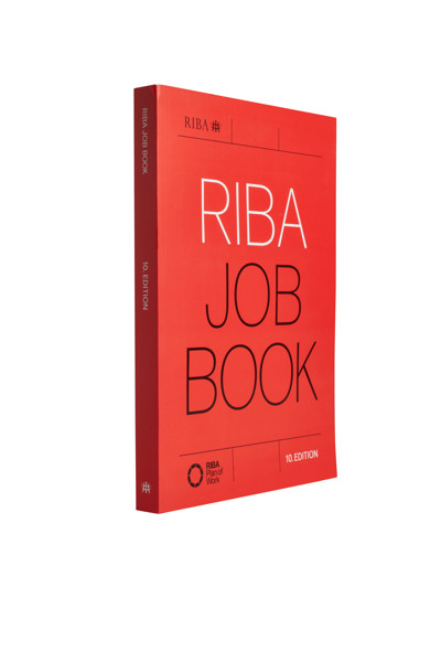 Picture of RIBA Job Book (10th Edition)