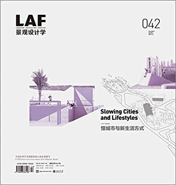 Picture of Landscape Architecture Frontiers 042: Slowing Cities and Lifestyles