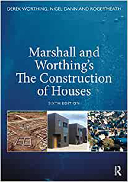 Picture of Marshall and Worthing's The Construction of Houses