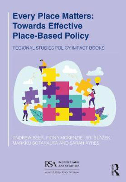 Picture of Every Place Matters: Towards Effective Place-Based Policy