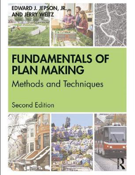 Picture of Fundamentals of Plan Making: Methods and Techniques