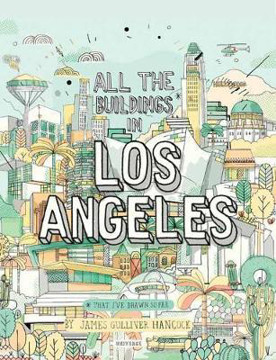 Picture of All the Buildings in Los Angeles: That I've Drawn So Far
