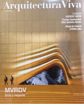 Picture of AV 215 - MVRDV. Dossier Hudson Yards. Heatherwick, Diller Scofidio +