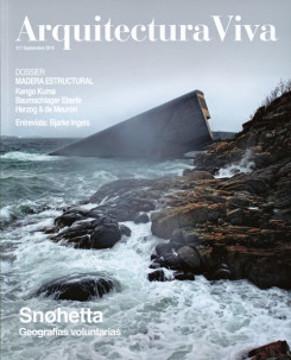 Picture of Arquitectura Viva 217: Snohetta