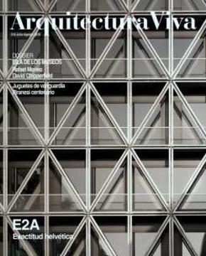 Picture of Arquitectura Viva 216 - E2A, Dossier Isla Los Museos