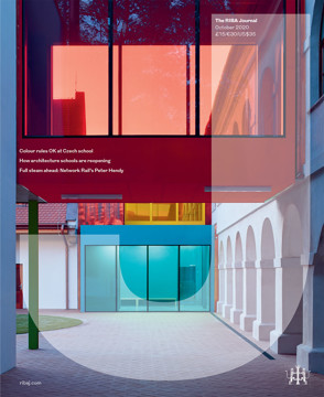 Picture of RIBA Journal: October 2020