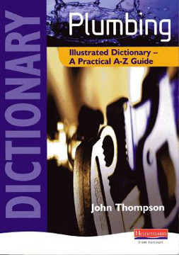 Picture of Plumbing Illustrated Dictionary