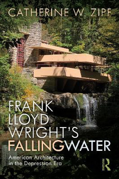 Picture of Frank Lloyd Wright's Fallingwater: American Architecture in the Depression Era
