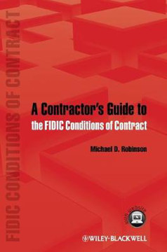 Picture of A Contractor's Guide to the FIDIC Conditions of Contract