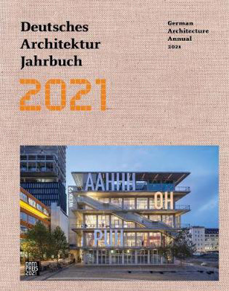 Picture of German Architecture Annual 2021
