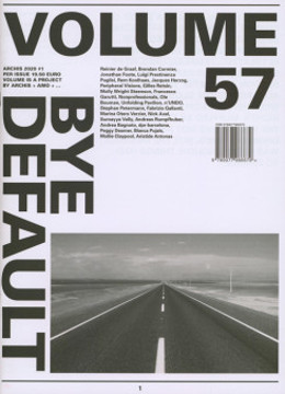 Picture of Volume 57 - Bye Default