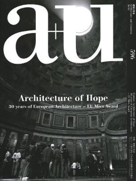 Picture of a+u 596 - 20:05 Architecture of Hope - 30 Years of European Architecture EU MIES Award