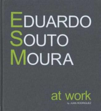 Picture of Eduardo Souto Moura - at Work