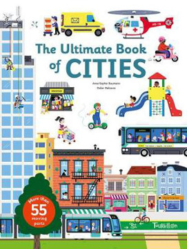 Picture of Ultimate Book of Cities