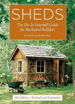 Picture of Sheds: The Do-It-Yourself Guide for Backyard Builders