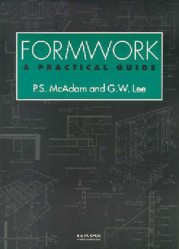 Picture of Formwork: A practical guide