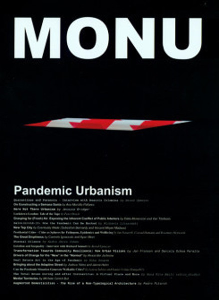 Picture of Monu 33 - Pandemic Urbanism
