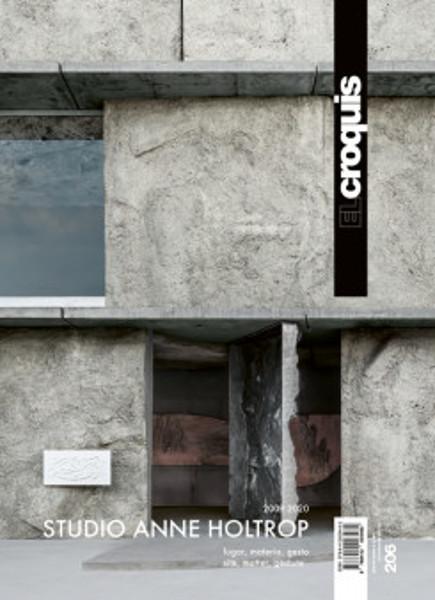 Picture of El Croquis 206 - Studio Anne Haltrop
