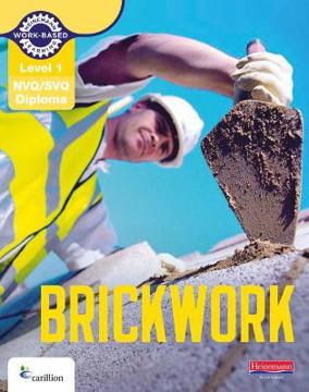 Picture of Level 1 NVQ/SVQ Diploma Brickwork Candidate Handbook
