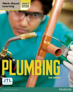 Picture of Level 3 NVQ/SVQ Plumbing Candidate Handbook