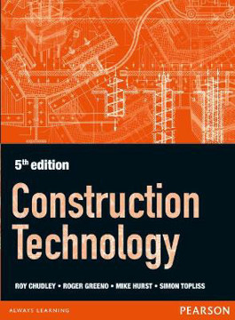 Picture of Construction Technology 5th edition