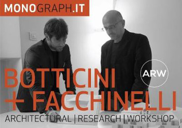 Picture of Botticini + Facchinelli: Architectural Research Workshop: Architetture e Progetti