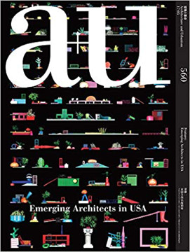 Picture of A+U 17:05 (560) Emerging Architects in the USA
