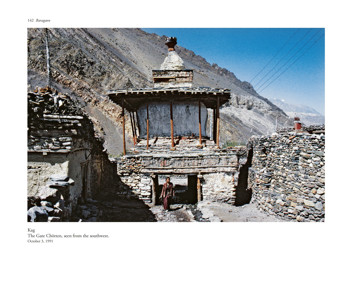 Picture of Choerten in Nepal: Architecture and Buddhist Votive Practice in the Himalaya