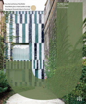 Picture of RIBA Journal: March 2021