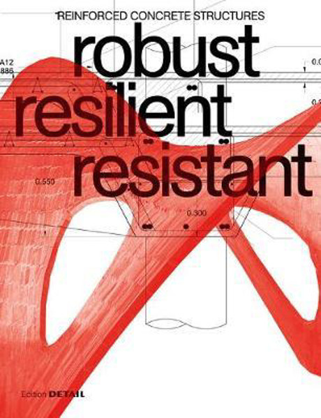 Picture of robust resilient resistant: Reinforced Concrete Structures. Portrait of a changing material