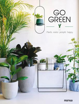 Picture of Go Green: Plants make People Happy