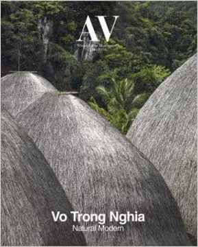 Picture of AV Monograph 216 - Vo Trong Nghia In Below Spaces