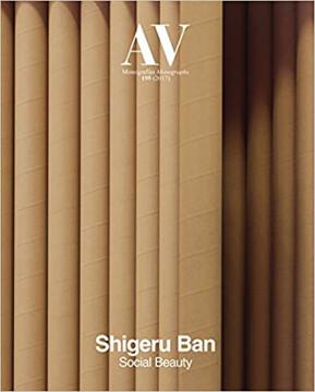 Picture of Av Monographs 195 2017 Shigeru ban - Social Beauty