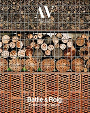 Picture of AV Monographs 207 - Batlle Roig - Building With Nature