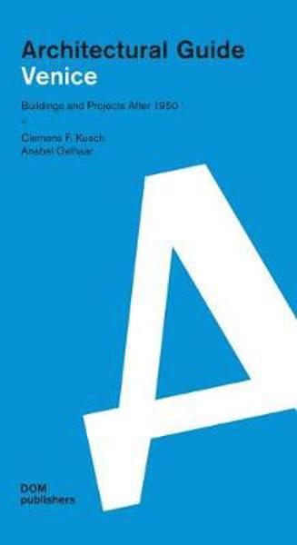 Picture of Architectural Guide Venice: Architectural Guide