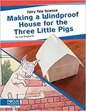 Picture of Fairy Tale Science: Making a Windproof House for the Three Little Pigs
