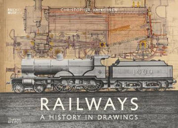 Picture of Railways: A History in Drawings
