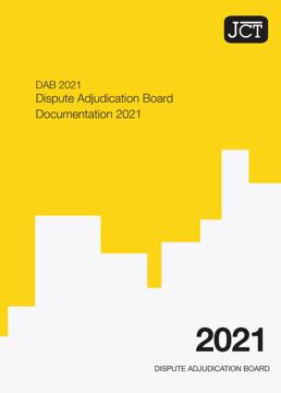 Picture of Dispute Adjudication Board Documentation 2021