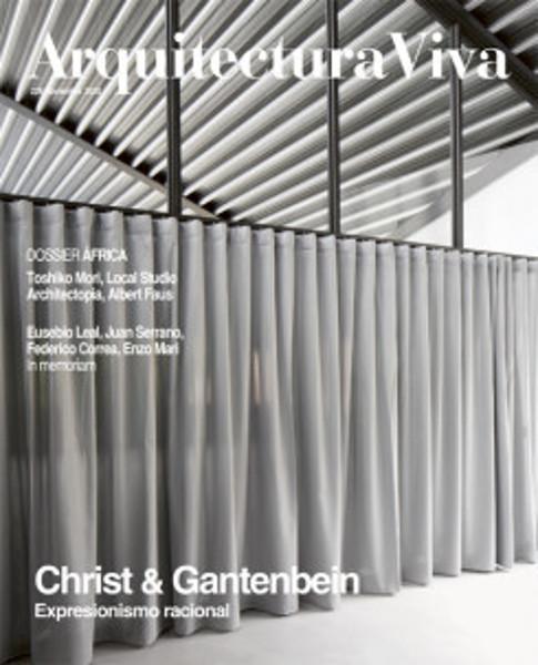 Picture of Arquitectura Viva 229 - Christ & Gantenbein - Rational Expressionism