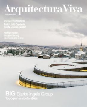 Picture of Arquitectura Viva 230: Big - Sustainable Topographies