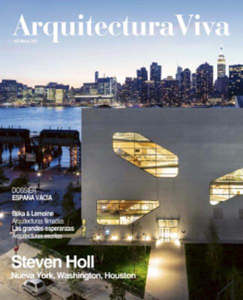 Picture of Arquitectura Viva 232 - Steven Holl